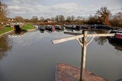 Canal grande da união Imagem de Stock Royalty Free