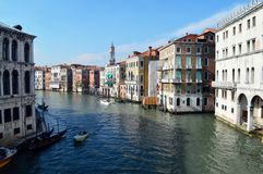 Canal Grande Royalty Free Stock Image