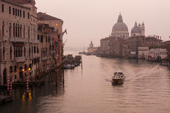 Canal Grande. Royalty Free Stock Photography
