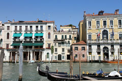 Canal Grande from San Polo district, Venice Royalty Free Stock Image