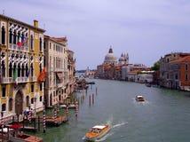 Canal Grande, Venedig lizenzfreie stockfotografie