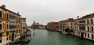 Canal grande Veneza Fotos de Stock