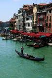 Canal grande Veneza Imagens de Stock