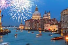Canal grande, Veneza, Italy fotografia de stock royalty free