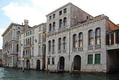 Canal grande a Venezia, Italia Fotografie Stock Libere da Diritti