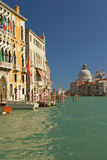 Canal Grande (Venice, Italy) stock images