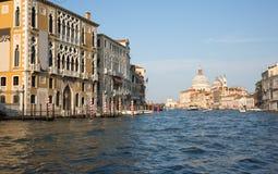 Canal Grande, Venice, Italy stock image