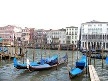 Canal Grande - Venice, Italy royalty free stock photo