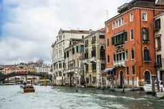 The Canal Grande in Venice, Italy Stock Photos