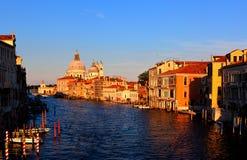 Canal Grande, Venice, Italy Stock Photo