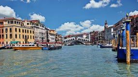 Canal Grande - Venice Stock Image