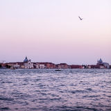 Canal Grande in Venice Royalty Free Stock Photography