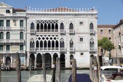 Canal Grande, Venice, Veneto, Venetia, Italy Stock Photos