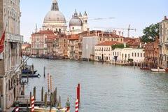 Canal Grande, Venice, Veneto, Venetia, Italy Royalty Free Stock Images