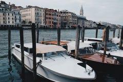 Canal grandioso - Veneza, Italy imagens de stock royalty free