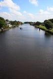 Canal hollandais image libre de droits