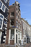 Canal houses Stock Image