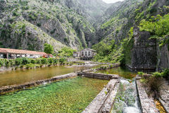 Canal by Kotor Stock Photos