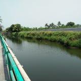 Canal local Imagenes de archivo