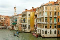Canal magnífico. Foto de archivo