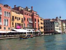 Canal magnífico 3 Foto de archivo