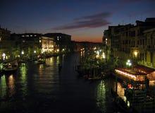 Canal magnífico Fotos de archivo