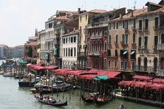 Canal magnífico en Venecia, Italia imágenes de archivo libres de regalías
