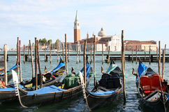 Canal magnífico, Venecia, Italia foto de archivo