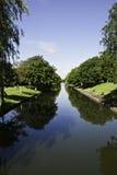 Canal militar real, Hythe Fotografía de archivo libre de regalías