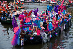 Canal Parade, Gay Pride 2011 Stock Photography