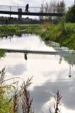 Canal real, Mullingar imagem de stock royalty free