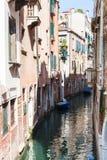 Canal Rio de santa maria formosa in Venice Royalty Free Stock Image