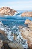 Canal Rocks Indian Ocean Australia Stock Photos