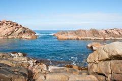 Canal Rocks Margaret River Australia Royalty Free Stock Photography