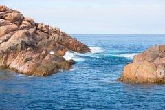 Canal Rocks Ocean Western Australia Royalty Free Stock Photo