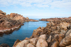 Canal Rocks Western Australia Royalty Free Stock Image