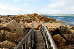Canal Rocks. In Western Australia stock images