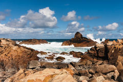 Canal Rocks, Yallingup, W Australia Stock Photography