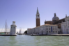 Canal of San Marco, Venice Stock Image