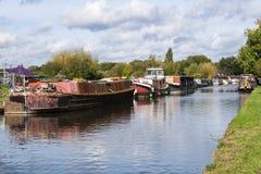 uk waterways Royalty Free Stock Images