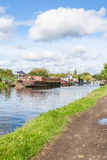 Uk waterways Stock Photos