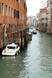 Canal Scene, Venice, Italy Royalty Free Stock Photography