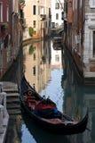 Canal Scene, Venice, Italy Royalty Free Stock Photo