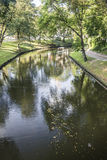 The canal Royalty Free Stock Photography