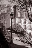 Canal St Martin in Paris; France Royalty Free Stock Images