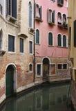 Canal Street de Venise Photo libre de droits