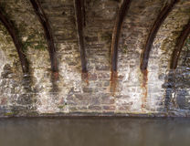 Canal Tunnel. Royalty Free Stock Image