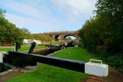 Canal urbain Image libre de droits