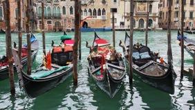 Canal veneciano. Fotos de archivo libres de regalías