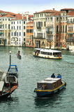 Canal of Venice Stock Images
